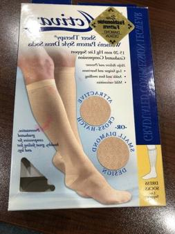 Activa Compression Socks Sheer Therapy Women's Pattern Style