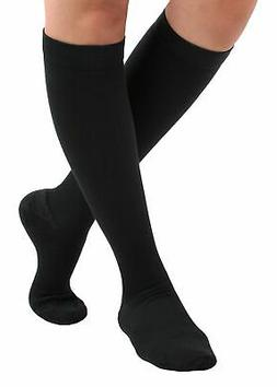 Made in The USA - Absolute Support Cotton Compression Socks
