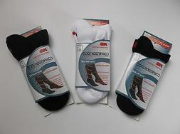 +MD Plus MD Ribbed Cushion Over the Calf Compression Socks B